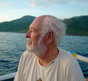 John Cooke - The Bali Children's Project Founder