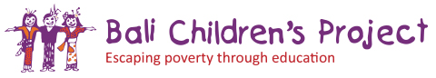 Bali Children's Project Logo