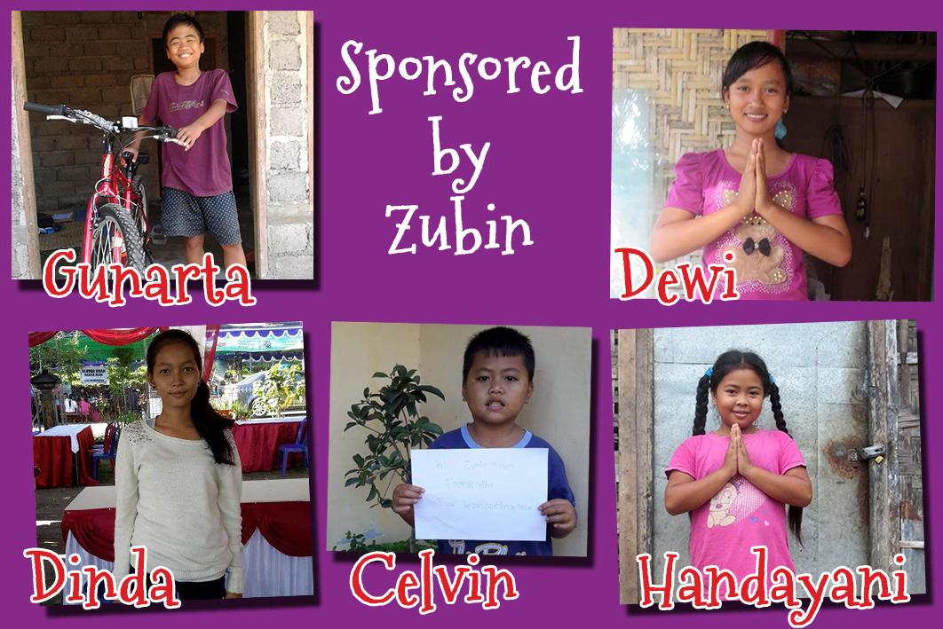 5 by Zubin