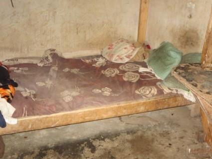 I Komang Alit Sanjaya Putra's current mattress from Bangli, east Bali