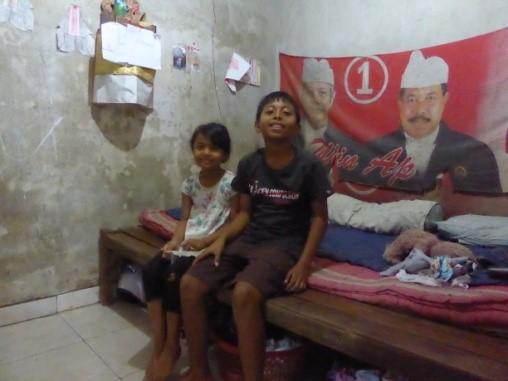 I Putu Jerry Pratama Diputra & Ni Kadek Pitri Amelia Dewi from central Bali